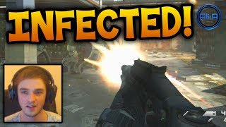 ghosts infected gameplay live w ali a call of duty ghost multiplayer