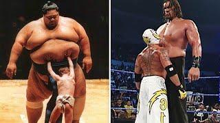 10 Самых Неравных Боев в Истории Спорта