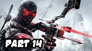 Crysis 3 Gameplay Walkthrough - Part 14 - Mission 4: Safeties Off (Xbox 360/PS3/PC HD)
