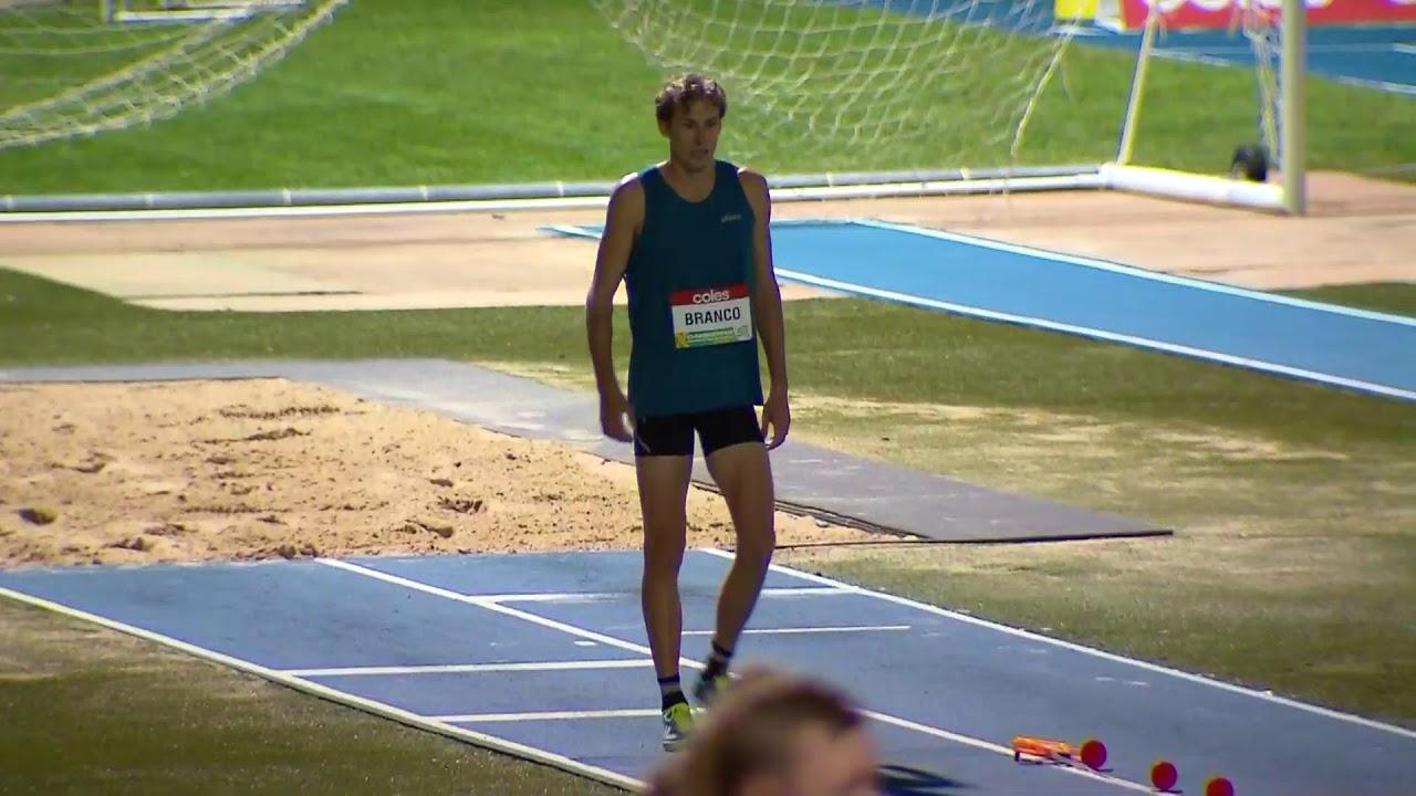 Athletics Australia Canberra Super Summer Series 2021