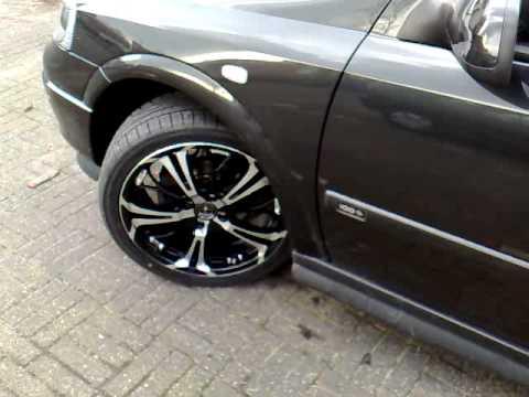 Opel Astra G Inter Action Poison Velgen