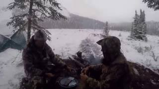 Brooks Range Moose / Caribou hunt 2016