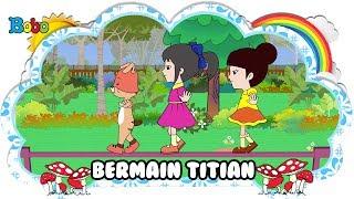 Bermain Titian Bona dan Rongrong Dongeng Anak Indonesia Indonesian Fairytales