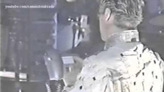 Rammstein - Du Hast [MTV 1998]