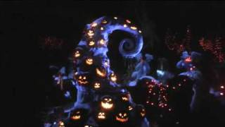 Haunted Mansion Meets A Nightmare Before Christmas
