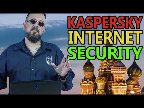 Kaspersky Internet Security A FUNDO