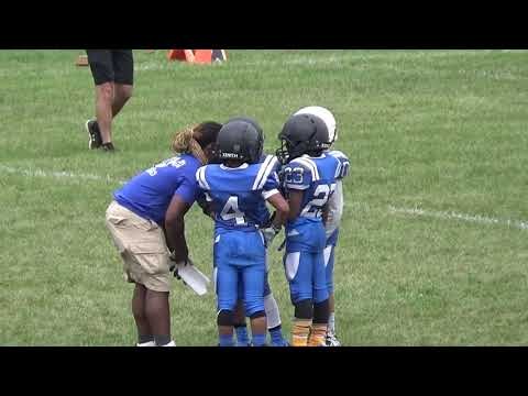 2019 HARVEY COLTS MIGHTY MITE GAME 3 VS ROCKFORD FIRST HALF PT  3