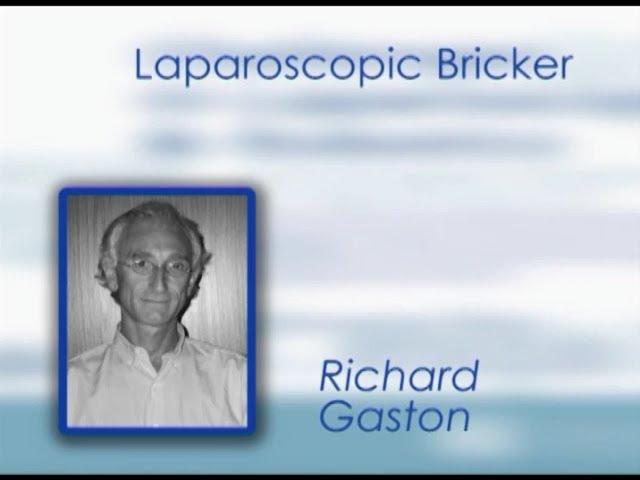 CILR 2011 - Richard Gaston - Laparoscopic bricker