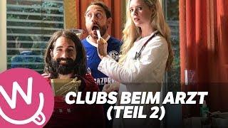 Bundesliga-Clubs beim Arzt   Teil 2