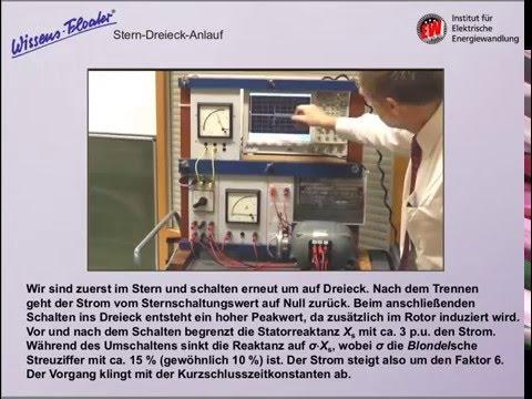 104 | Wissensfloater - Stern-Dreieck-Schaltung - YouTube