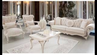 İnegöl mobilya / İnegöl Klasik Koltuk Takımları / Mobilyanizinegolden.com