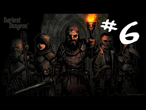 Let's Play Darkest Dungeon Gameplay - Part 6 - Team Building Exercise