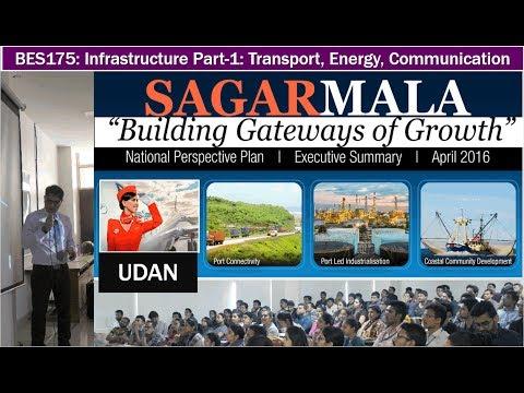 Infra#1: Transport-UDAN, Sethu Bharatam, Energy-UNFCCC Marrakesh Summit Outcomes