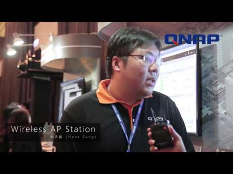 [QNAP World Tour 2016 - Taipei] QNAP Wireless AP Station