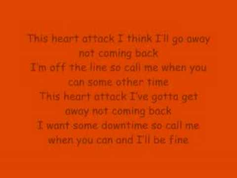 This Heart Attack - Lyrics