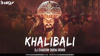 Khalibali | DJ Shadow Dubai | Remix | Ranveer Singh | Padmaavat | Full Video