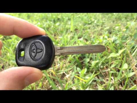 transponder chip key bypass how to for any car doovi. Black Bedroom Furniture Sets. Home Design Ideas