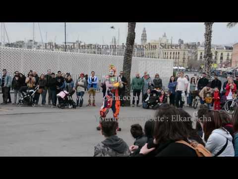 Karcocha en Barcelona