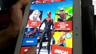SPIDERMAN UNLIMITED MOD APK UNLIMITED ISO8, VIALS ANTIBAN AND MORE...
