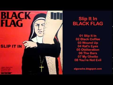 Black Flag - Slip It In (1984) Full
