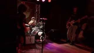 Jagger Alexander-Erber playing Black Sabbath
