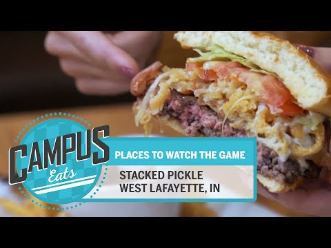 The Josh Odson Show - Where to Eat in West Lafayette
