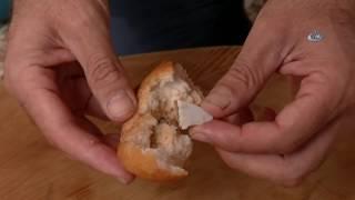 Marketten Aldığı Ekmeğin İçerisinden Mermer Parçası Çıktı