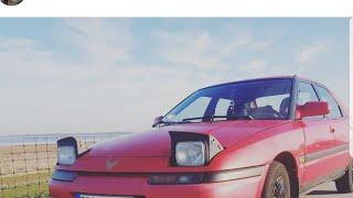 Ich werde den Mazda 323f Bg verkaufen!