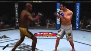 UFC Undisputed 2011 Vitor Belfort Vs Anderson Silva