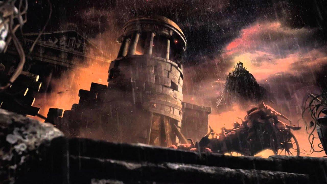 God Of War 3 Movie Trailer - YouTube