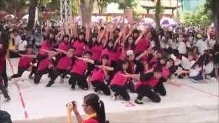 LCD ft. A7 | Vũ Điệu Non Sông - 2014