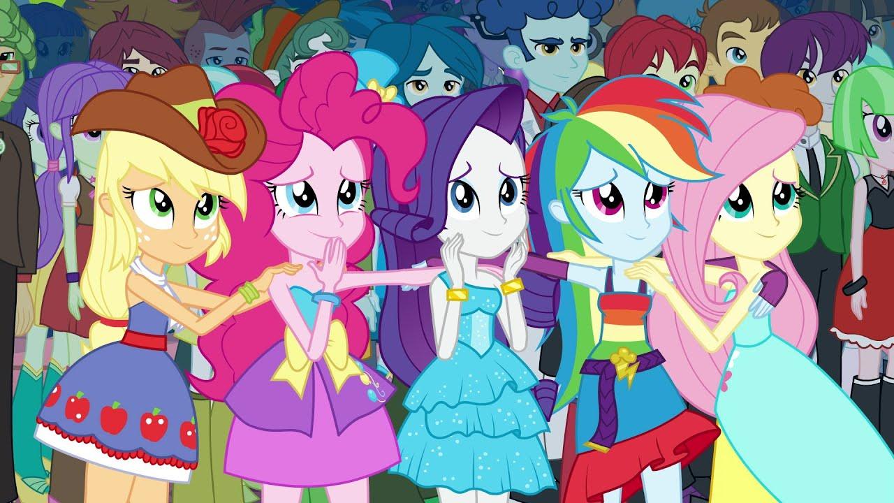 Lost Girl Season 5 Wallpaper My Little Pony Equestria Girls Igrzyska Przyjaźni Na