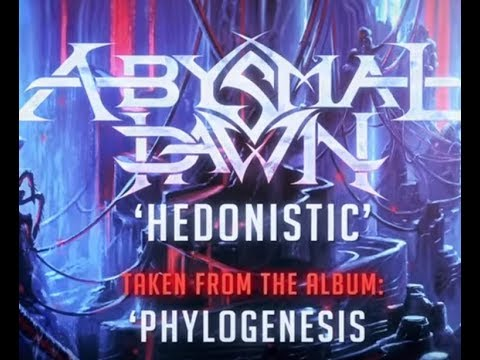 """Abysmal Dawn debut new song """"Hedonistic"""" off new album """"Phylogenesis"""" + artwork/tracklist!"""
