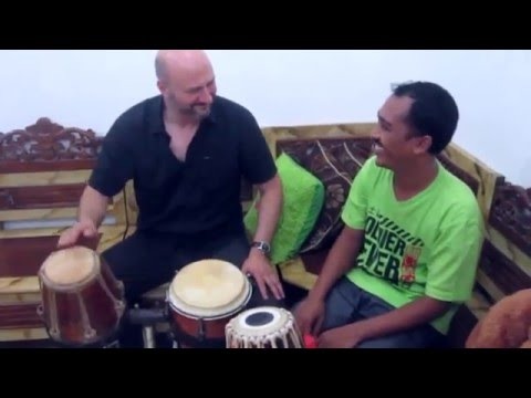 Saat Dangdut Koplo Di Teliti Dunia - Cak Met NEW PALLAPA  with Mr. Andrew