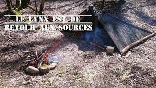 Bivouac Bushcraft 9/04/2015 Le Lynx Est De Retour Aux Sources