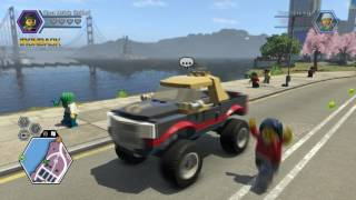 Lego games 2017 | Lego city undercover chap 5 Undercover part 1