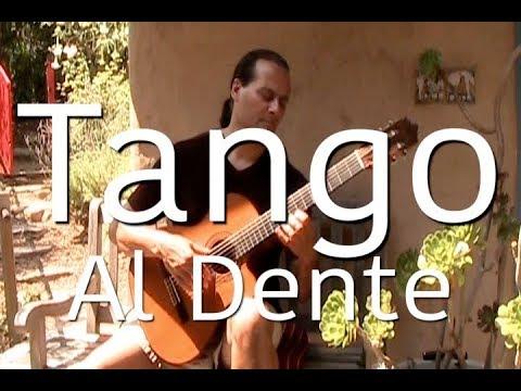 Tango Al Dente - Michael Marc (Gypsy Flamenco Masters) - Spanish Acoustic Guitar
