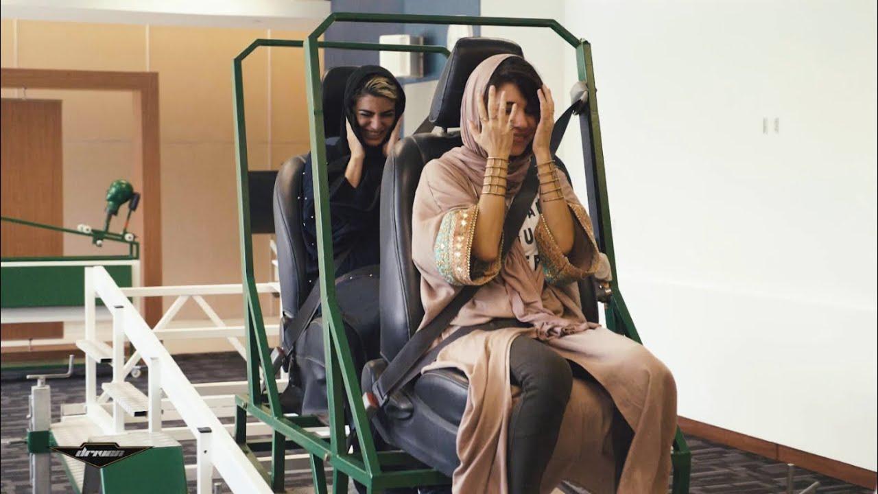 المدرسة السعودية للقيادة جامعة الاميرة نورة