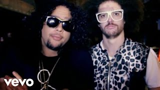 Скачать LMFAO Party Rock Anthem Behind The Scenes Ft Lauren Bennett GoonRock