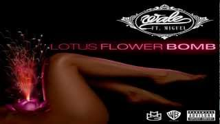 Wale - Lotus Flower Bomb [LYRICS] ★HD★