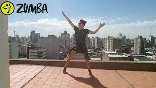 Vivir Bailando - Silvestre Dangond Ft Maluma - Zumba Con Adriel - Zumba Choreography