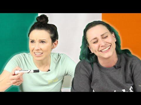 DJ Jaime Ferreira aka Dirty Elbows - What Happens When Irish-Americans Take An Irish Quiz?