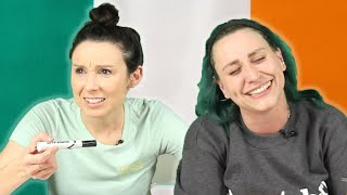 Irish Americans Test Their Knowledge Of Ireland
