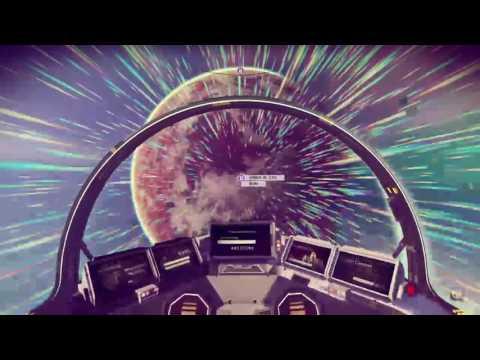 AKs_L0n3W0lf's No Man's Sky adventure
