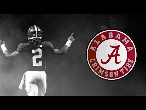 Alabama Crimson Tide - 2017  CFB Season Hype
