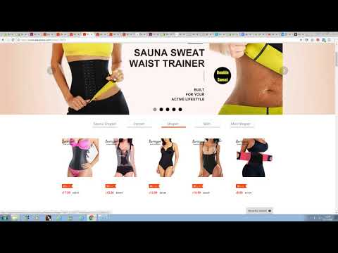 How to start a shopify fitness store -  shopify store vtrainer hacking gym products thumbnail