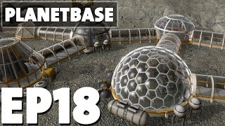Let's Play Planetbase Episode 18 - Infinite Resources! - Version 1.0.5