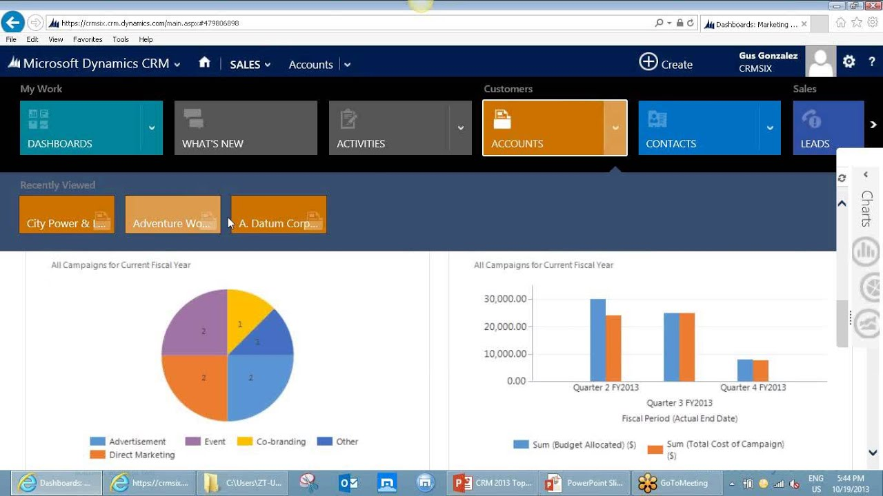 Microsoft dynamics crm 2013 15 tips in 15 minutes or less youtube xflitez Images