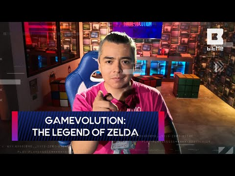 Gamevolution: The Legend of Zelda | Parte. 2
