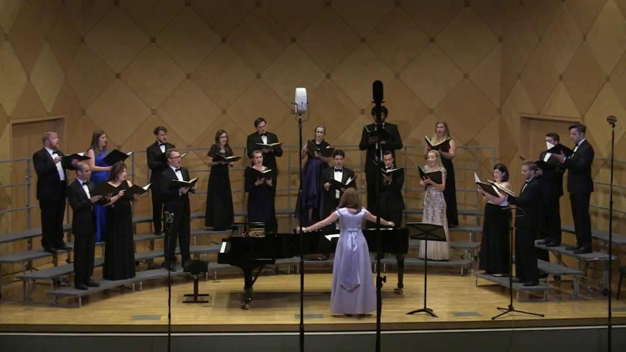 """When David Heard"" (Whitacre) - 2018"